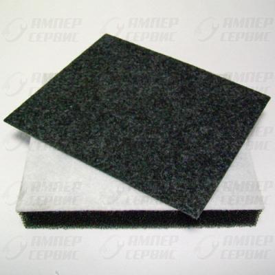Комплект фильтров для пылесосов унив. PL094