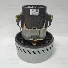 Двигатель для пылесосов 1400W моющий H=175, VCM-12A-1400W VAC026UN (зам. 11me00i)