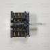 Переключатель 3-х позиционный 250V 16A EP058
