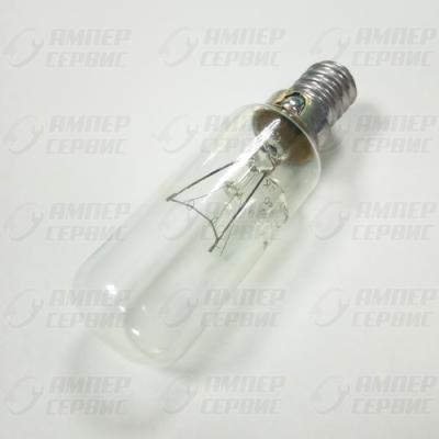 Лампочка 40W E14 для холодильника Whirlpool (Вирпул) 481213418021