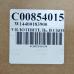Уплотнитель холодильника Indesit, Ariston, Stinol (Индезит, Аристон, Стинол) C00854015 570x830 мм