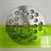Решетка средняя D54 / D отв. 6мм мясорубки Bosch, Braun, Zelmer (Бош, Браун, Зелмер) BR012