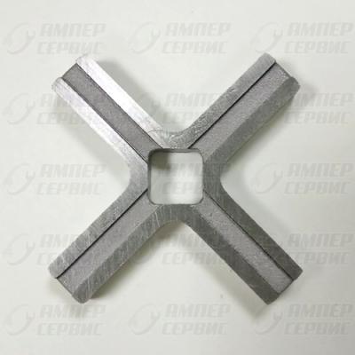 Нож электромясорубки Гамма 2 двухсторонний GAM007