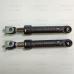 Амортизатор для стиральных машин Indesit, Ariston (Индезит, Аристон) копмлект 2шт 120N C00055039 со штырем