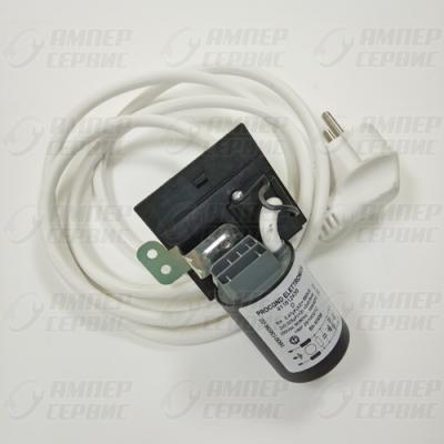 Фильтр сетевой для стиральных машин с кабелем питания C00091633 Indesit, Ariston (Индезит, Аристон)