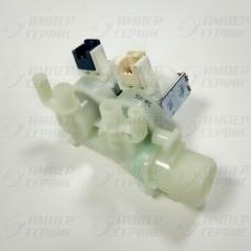 Электроклапан 2Wx Ariston, Indesit (Индезит, Аристон) (клеммы mini) C00110333, C00373248 для стиральных машин