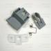Ручка люка для стиральных машин Zanussi WL128 (1.25.029.20)