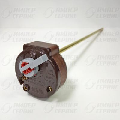 Термостат стержневой RTS 16A 70oС/83oС с флажком для водонагревателей 100850, зам. 3412382