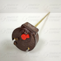 Термостат стержневой RTS3 70/83° 16A биполярная термозащита на 83 (зам. 181324) для водонагревателей