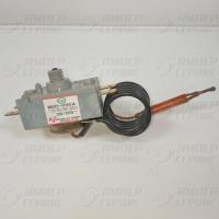 Термостат защитный 95С 20А L=0,4м WQB-095A капиллярный для водонагревателей 181419, 105
