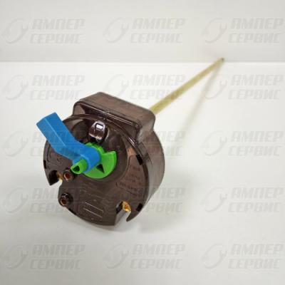 Термостат стержневой RTS 16A 70С/83С Термекс 3412382 с флажком и термозащитой для водонагревателей