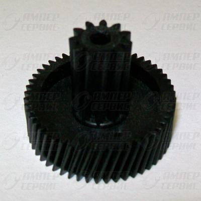 Шестерня мясорубки Moulinex HV3 (Мулинекс) малая черная MS006 (MS-4775533)