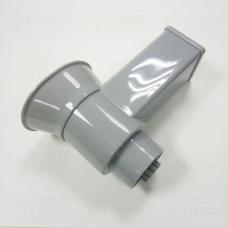 Корпус насадки-шинковки (овощерезки) для мясорубки MFW67/68 Bosch(Бош) 753398