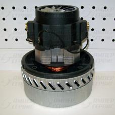 Двигатель для пылесосов 1000W моющий H=168, h69, D144, d78 Ametek Италия