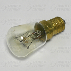 Лампочка духовки TEMPOMATIC 25W E14 300° 02lf06, 33CU106, LMP100UN