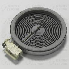 Электроконфорка стеклокерамика D165/140mm 1200W EGO 10.54114.704 Gorenje (Горенье) 225839