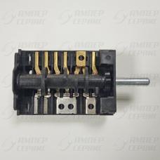 Переключатель духовки Дарина 5 позиций 250V 16A EP160 ПМЭ27-2353П