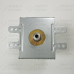 Магнетрон для микроволновых СВЧ печей аналог 2M219J, 2M246-050GF, Galanz M24FA-410A