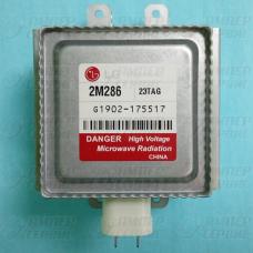 Магнетрон для микроволновых СВЧ печей инверторный 2M286-23GKH (2M261-M32) LG