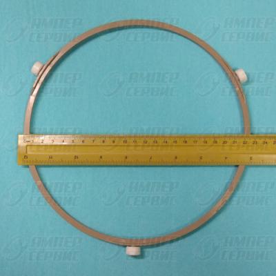 Кольцо вращения тарелки для микроволновых СВЧ печей Samsung (Самсунг) DE92-90189T (DE72-60196)