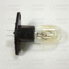Лампочка для микроволновых СВЧ печей 25W T170 (контакты прямые)