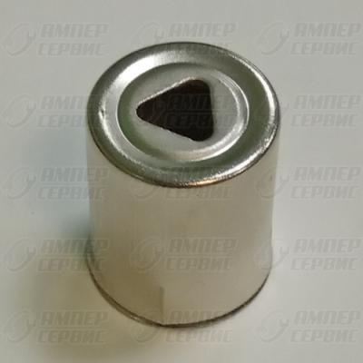 Колпачок магнетрона с треугольным отверстием 14мм для микроволновых СВЧ печей MAG002