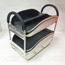 Формы для выпекания багетов, лепешек Moulinex SS-186661, SS-187242, SS-186631 (набор)