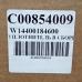 Уплотнитель холодильника Indesit, Ariston, Stinol (Индезит, Аристон, Стинол) C00854009 570x1010 мм