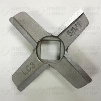 Нож мясорубки Bosch (Бош) MFW4 46,7mm 629848
