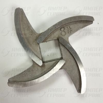Нож мясорубки Binatone (Бинатон) четырехгранный (N8) BIN001