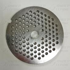 Решетка диаметр 62 мм Bosch MFW, Bork, Kenwood, Zelmer, Moulinex ME6, ME7, ME8 (HV8, HV9, HV10) (Бош, Борк, Кенвуд, Зелмер, Мулинекс) мелкая KW012 (KW696885, SS-193651)