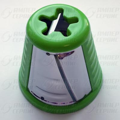 Барабанчик тёрка мясорубки Moulinex (Мулинекс) МЕ410-415 конус SS-193080 (темно-зеленая)