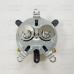 Контроллер чайника KSD686-C11, с 2-мя термостатами (без контакта подставки)