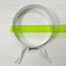 ТЭН термопота 165мм диаметр в сжатом виде 220V-240V 750W-900W TCH020