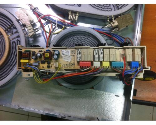 Ремонт электрических панелей