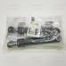 Амортизаторы 90N L165mm (d=8х26 низ/d=11х26 верх) для стиральных машин Bosch (Бош) 448032, SAR008 (2шт)
