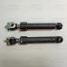 Амортизатор для стиральных машин Indesit, Ariston (Индезит, Аристон) 100N KIT C00309597 (комплект 2шт) со штырем C00262816, C00141273, C00097259, C00140670, C00262816, C00140744