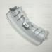 Ручка люка для стиральных машин Samsung DC64-00773A (DC97-09760A, DC64-00773C) серебро