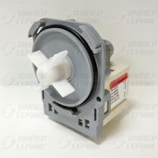 Насос для стиральных машин 30W (3 защелки, клеммы вместе назад) Ascoll M221 PMP003UN (290936)