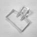 Ручка люка для стиральных машин Zannusi (Занусси) WL146 (1246048001)