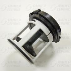 Заглушка-фильтр насоса для стиральных машин ARDO, Whirpool (Ардо, Вирпул) WS023 (481948058106)