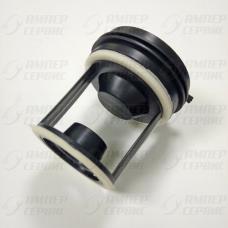 Заглушка-фильтр насоса для стиральных машин Indesit, Ariston (Индезит, Аристон) WS061 (C00045027, FIL001AR, C00141034 для C00092264)