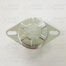 Термостат защитный на 93oС (Круглый корпус, биметаллический, ручной возврат, 15A) для водонагревателей 100314, 00305
