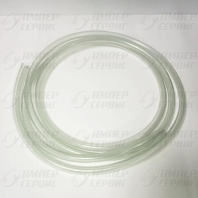 Дренажная трубка силиконовая длина 2 м, диаметр 9 мм для водонагревателей 100599