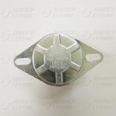 Термостат защитный на 105oС (Круглый корпус, биметаллический, ручной возврат, 15A) для водонагревателей 100314, 00784